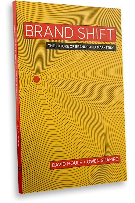 Brand shift the future of brands and marketing david houle owen named one of the top 5 marketing books published in 2014 fandeluxe Choice Image